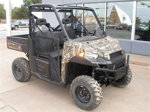 2017 Polaris Ranger XP 900 Camo in Abilene, Texas