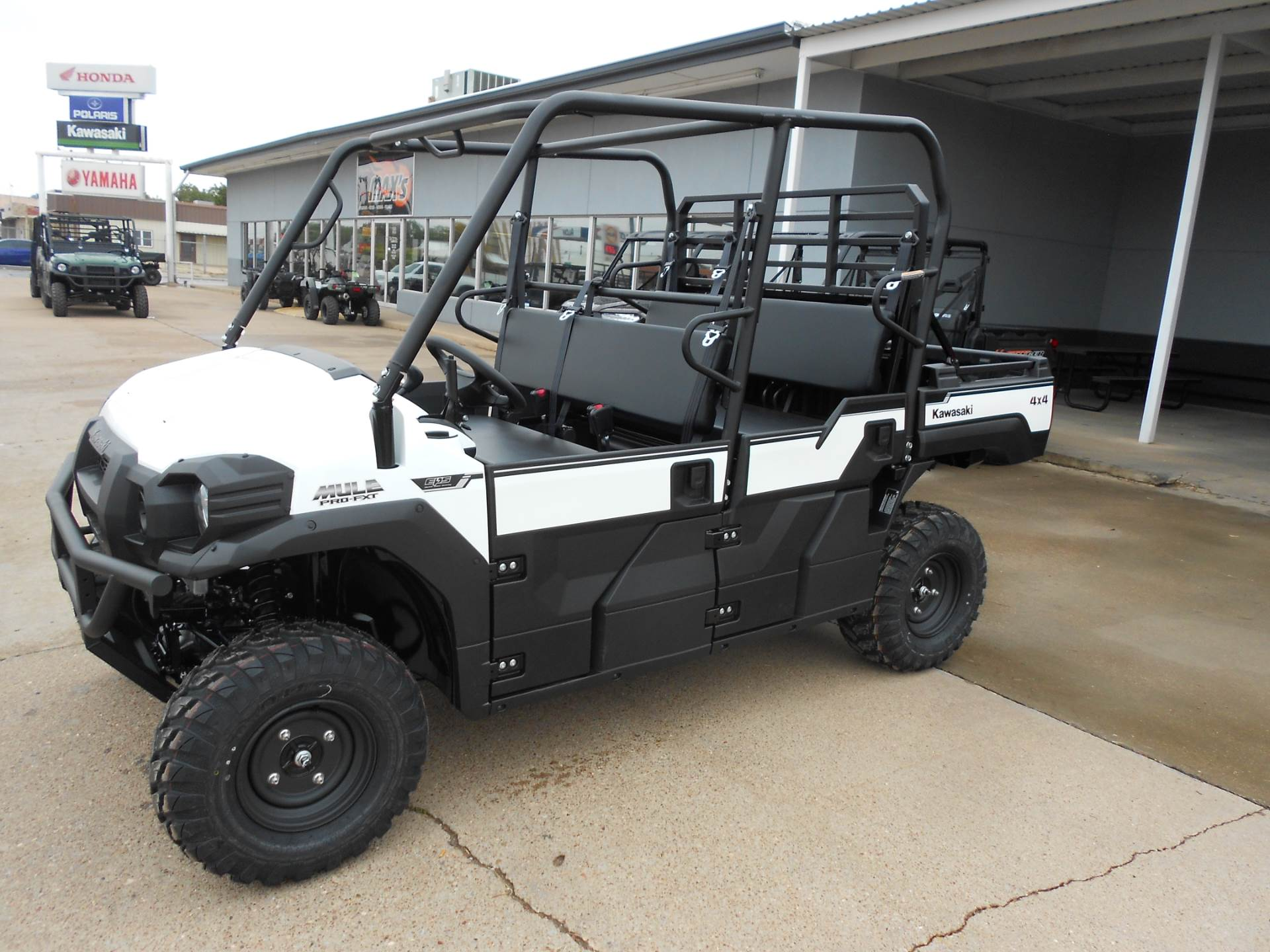 2020 Kawasaki Mule PRO-FXT EPS in Abilene, Texas - Photo 1