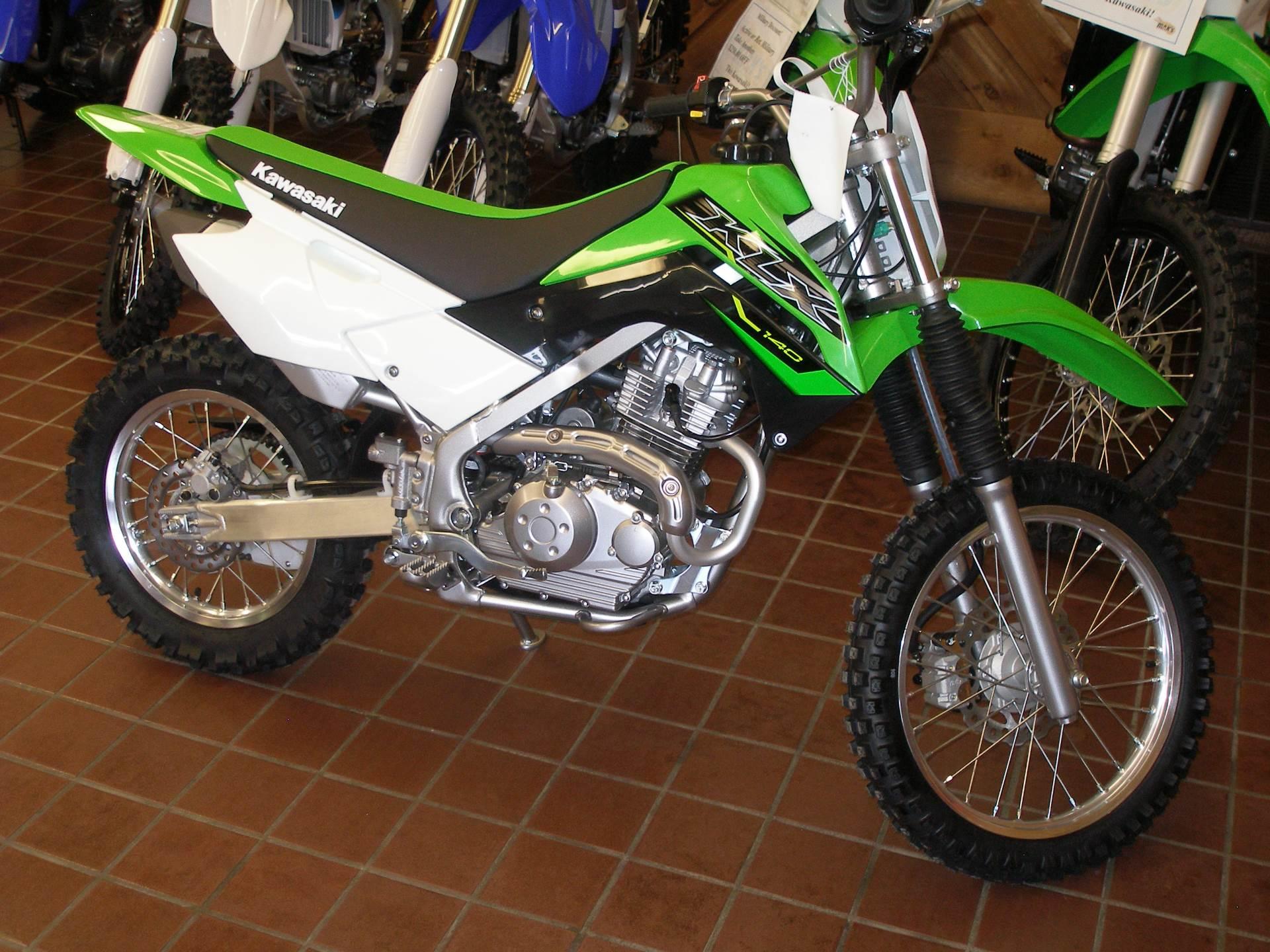 2019 Kawasaki KLX 140 for sale 13469