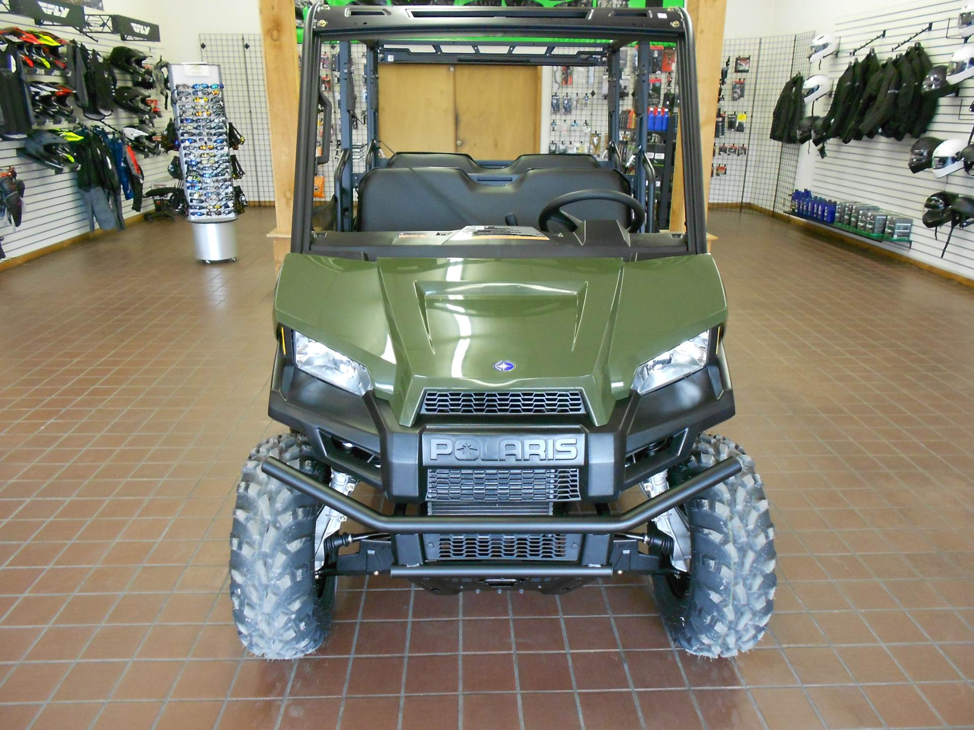 2021 Polaris Ranger Crew 570 in Abilene, Texas - Photo 2