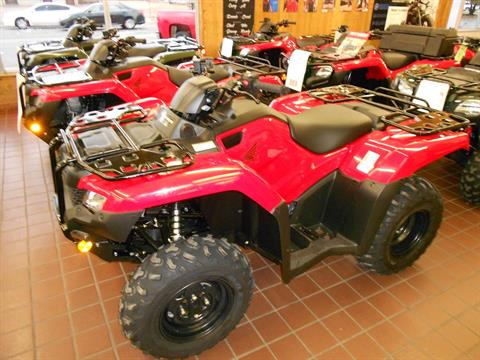 2020 Honda FourTrax Rancher ES in Abilene, Texas