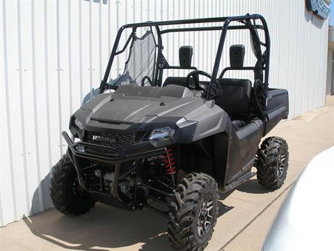 2018 Honda Pioneer 700 Deluxe in Abilene, Texas - Photo 1