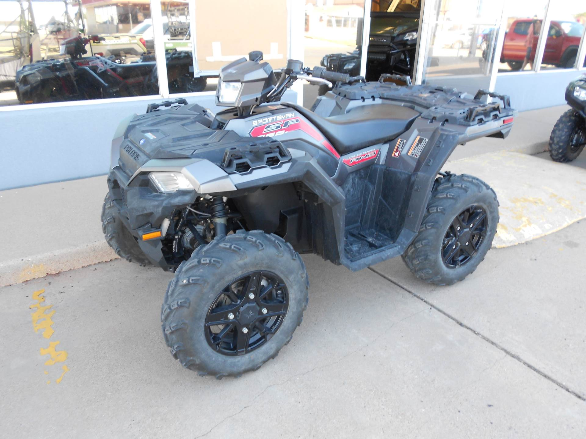2018 Polaris Sportsman 850 SP in Abilene, Texas - Photo 1
