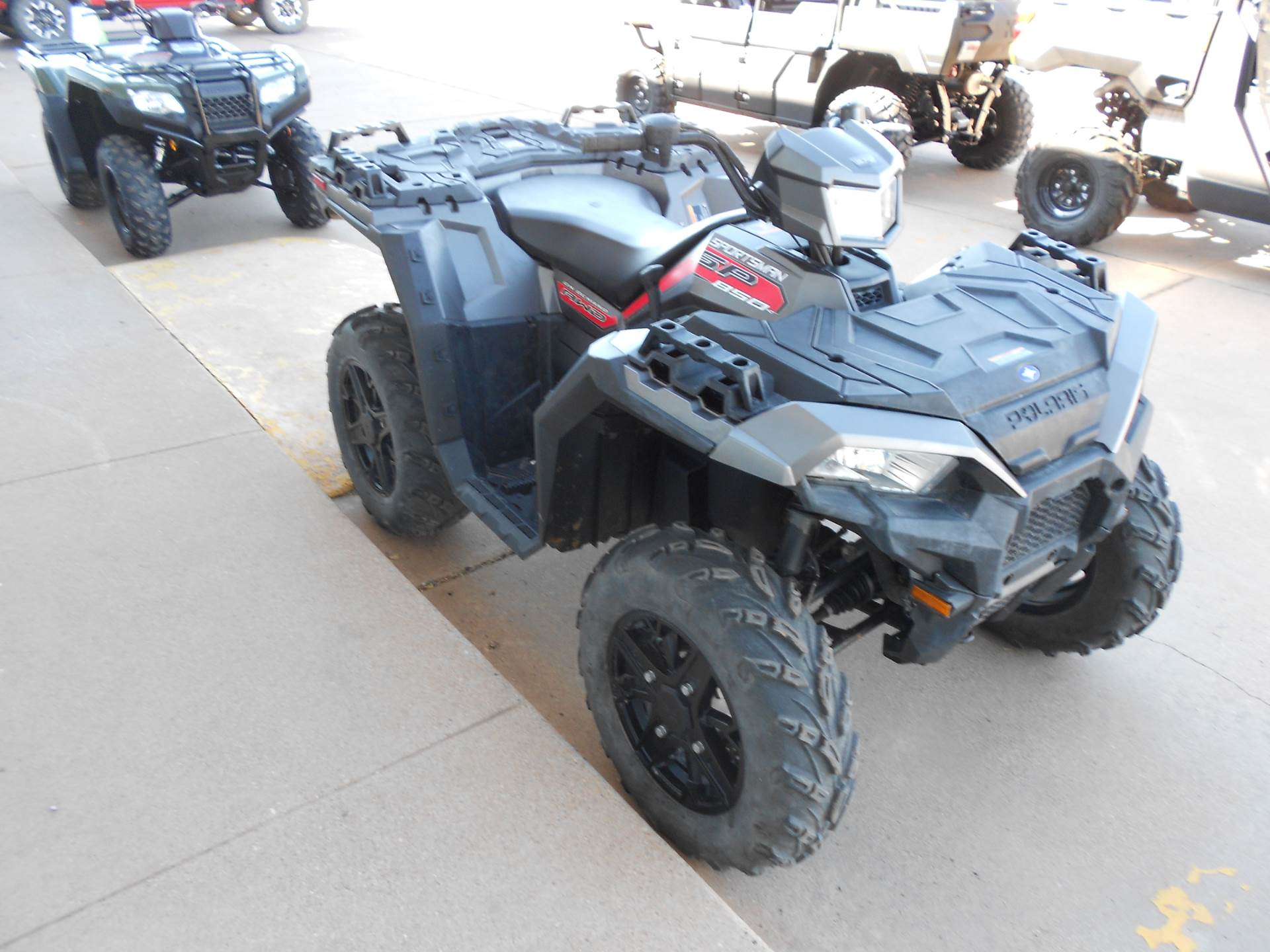 2018 Polaris Sportsman 850 SP in Abilene, Texas - Photo 3