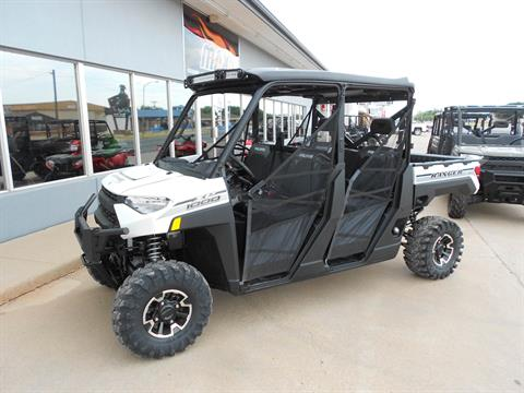 2019 Polaris Ranger Crew XP 1000 EPS Premium in Abilene, Texas