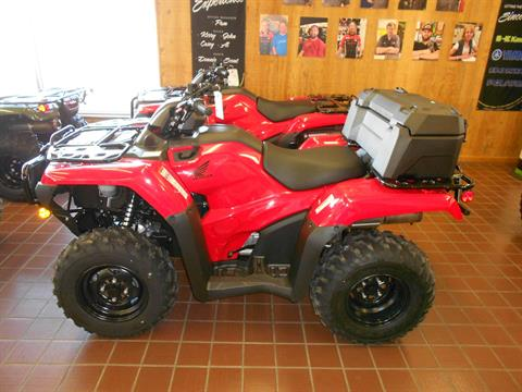 2020 Honda FourTrax Rancher 4x4 in Abilene, Texas