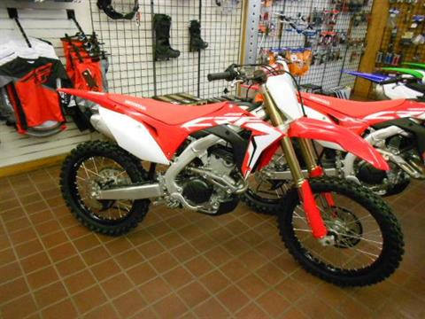 2019 Honda CRF250R in Abilene, Texas