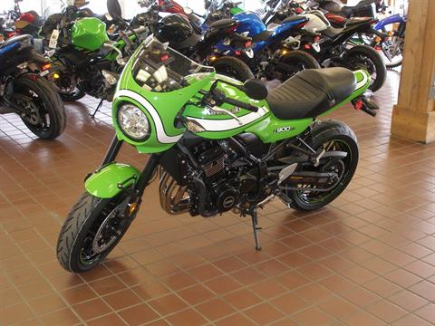 2018 Kawasaki Z900RS Cafe in Abilene, Texas - Photo 3