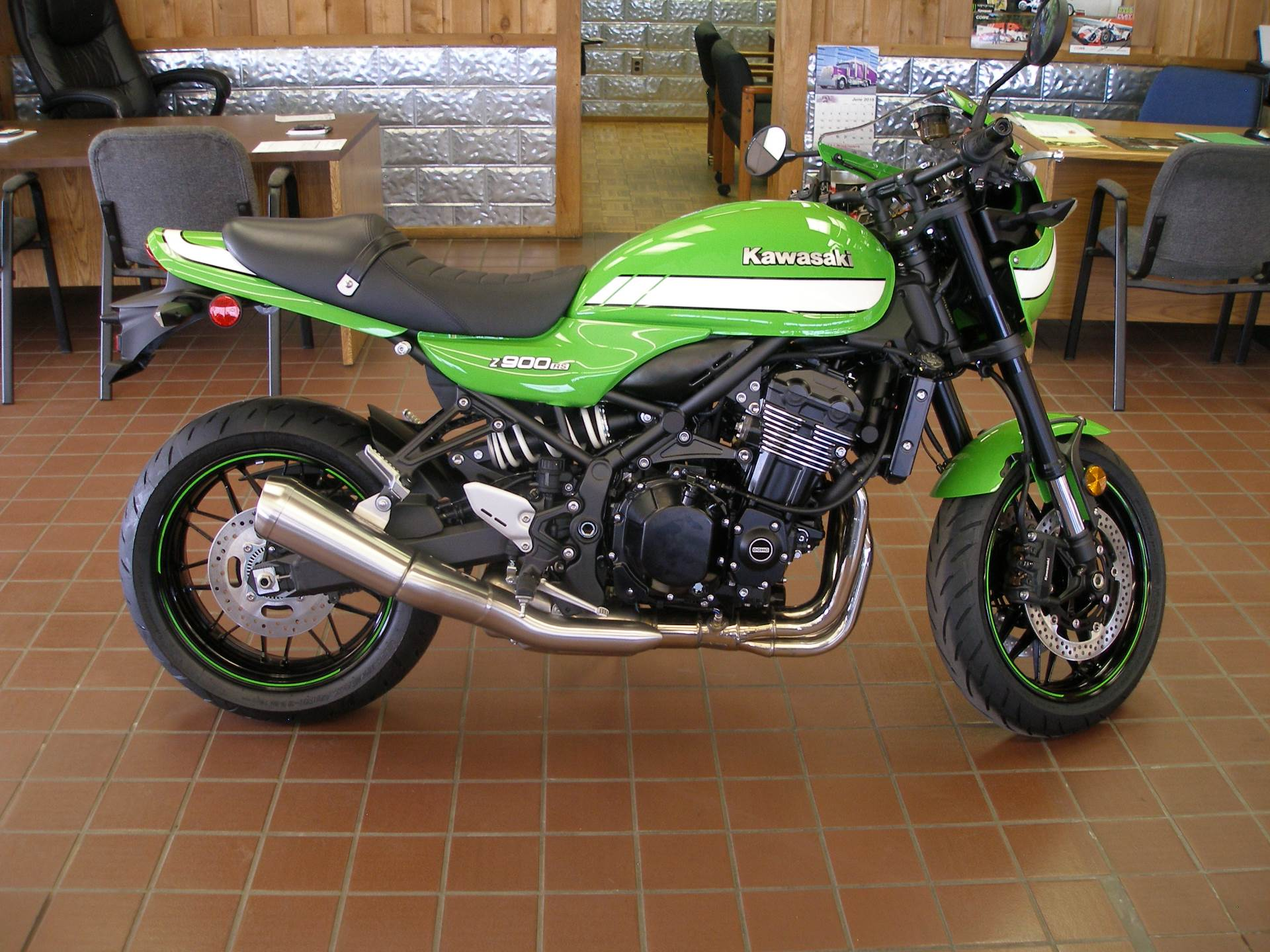 2018 Kawasaki Z900RS Cafe for sale 8834