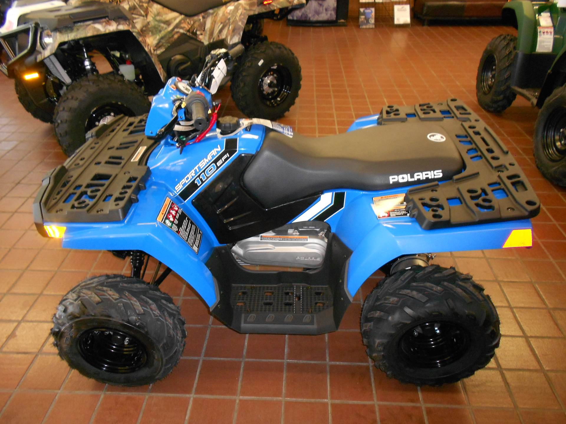 2019 Polaris Sportsman 110 EFI in Abilene, Texas - Photo 1