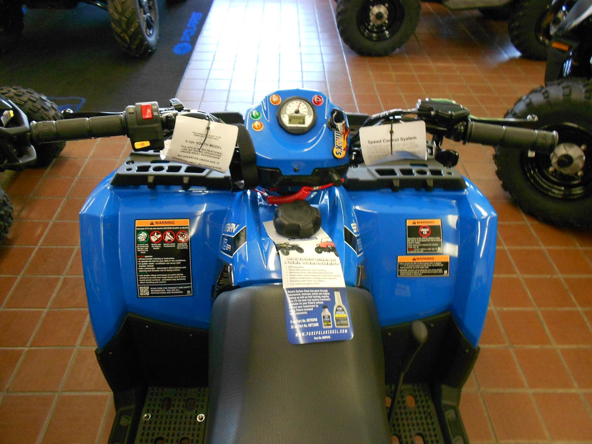 2019 Polaris Sportsman 110 EFI in Abilene, Texas - Photo 2