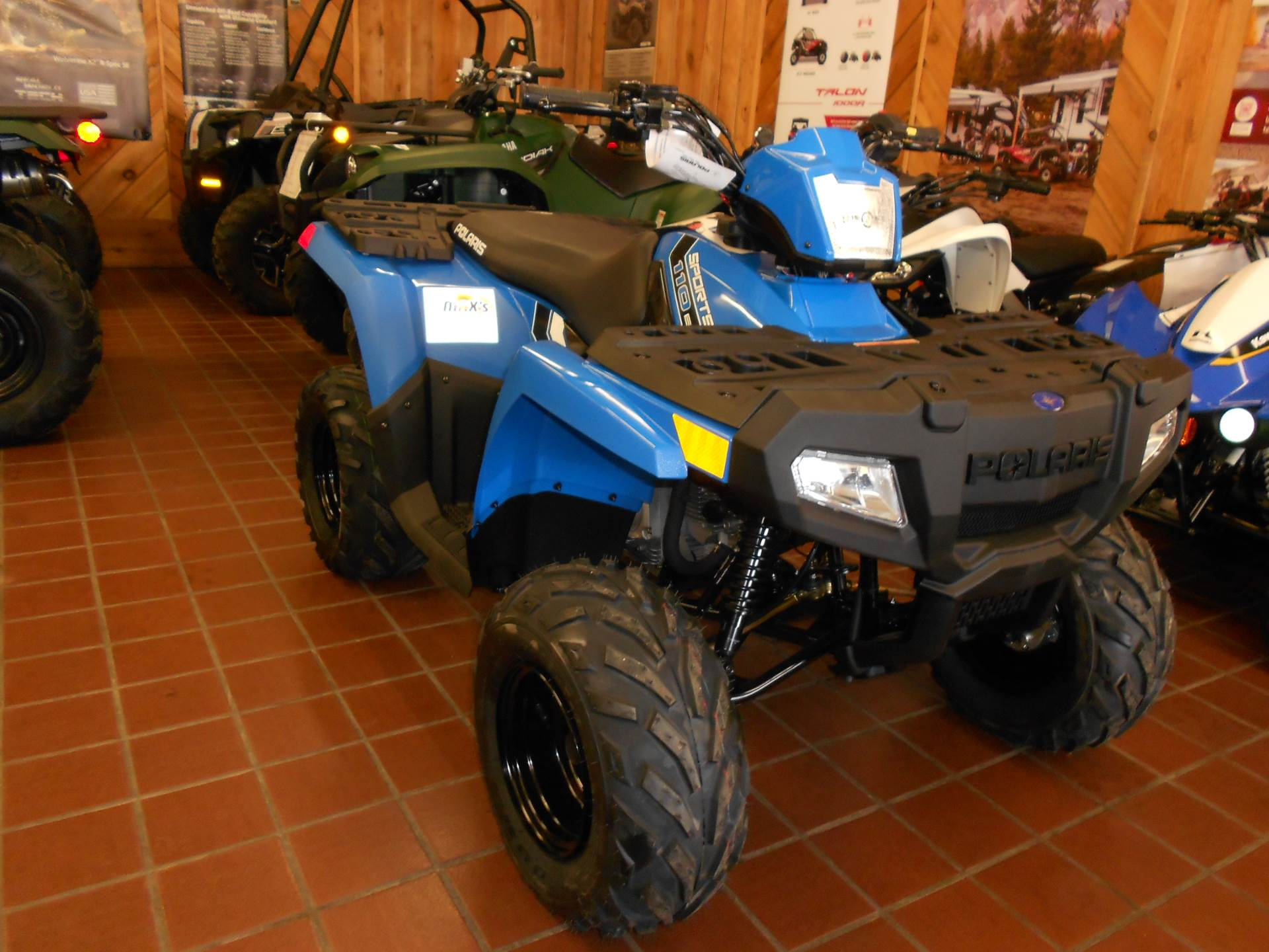 2019 Polaris Sportsman 110 EFI in Abilene, Texas - Photo 3