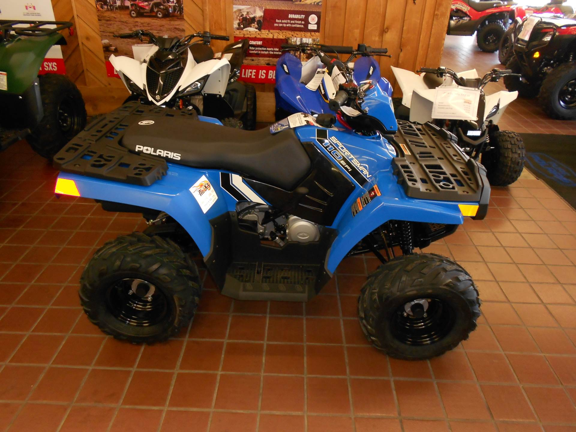 2019 Polaris Sportsman 110 EFI in Abilene, Texas - Photo 5