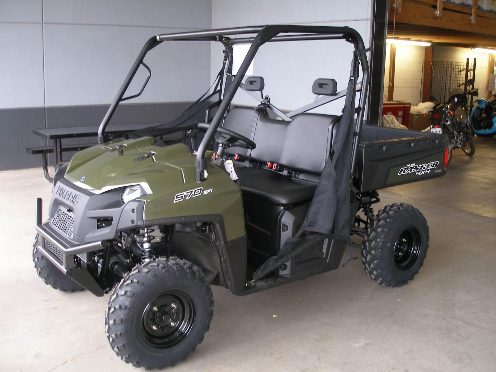 2019 Polaris Ranger 570 Full-Size in Abilene, Texas