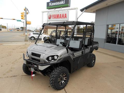 2020 Kawasaki Mule PRO-FXT Ranch Edition in Abilene, Texas - Photo 1