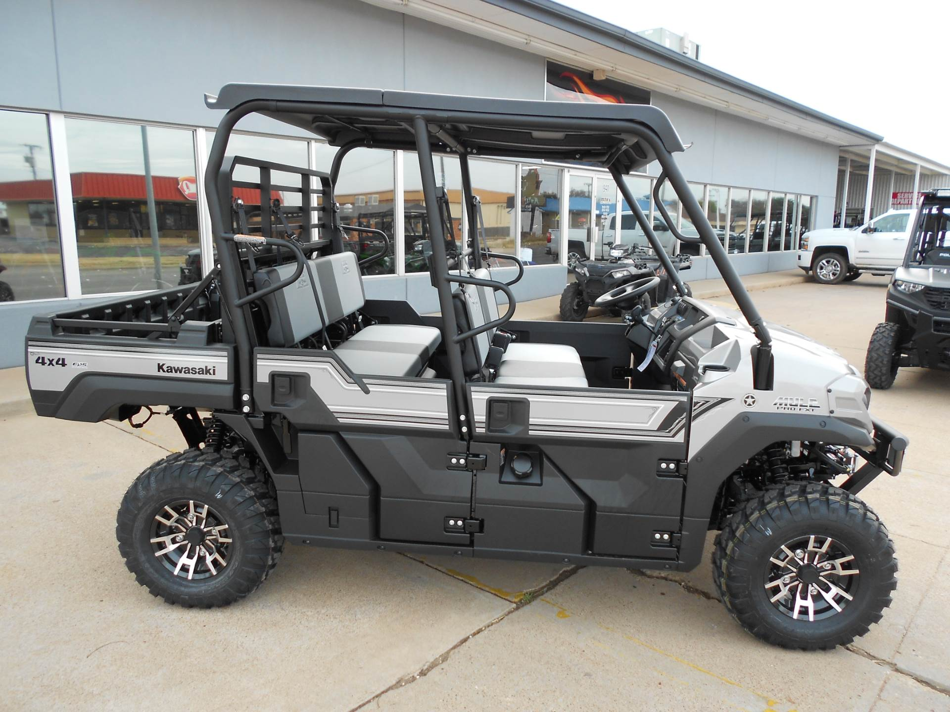 2020 Kawasaki Mule PRO-FXT Ranch Edition in Abilene, Texas - Photo 2
