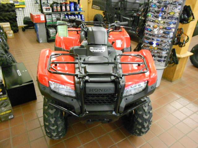 2019 Honda FourTrax Rancher 4x4 in Abilene, Texas