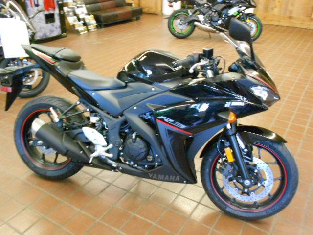 2018 Yamaha YZF-R3 ABS in Abilene, Texas - Photo 1