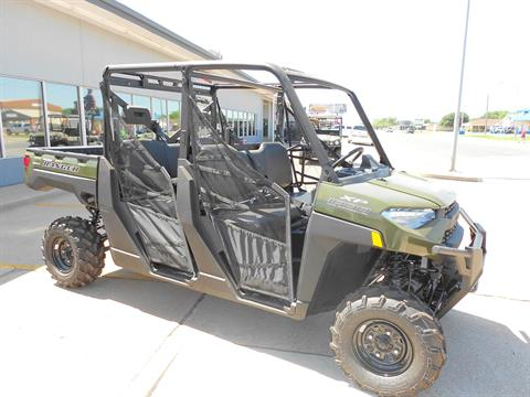 2019 Polaris Ranger Crew XP 1000 EPS in Abilene, Texas - Photo 1