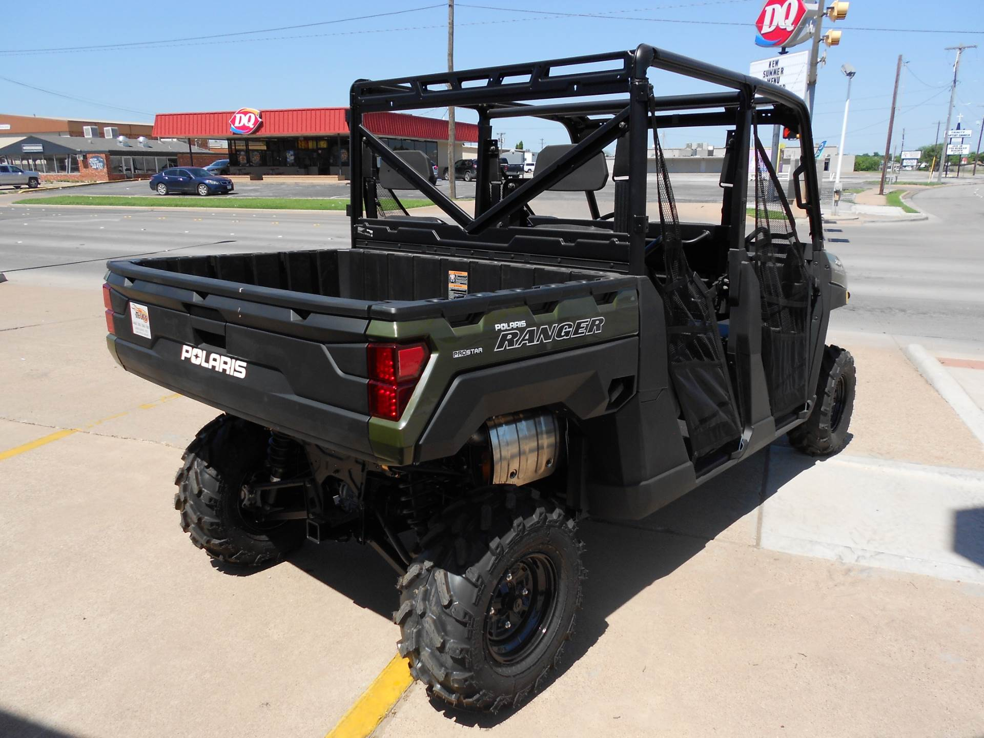 2019 Polaris Ranger Crew XP 1000 EPS in Abilene, Texas - Photo 4