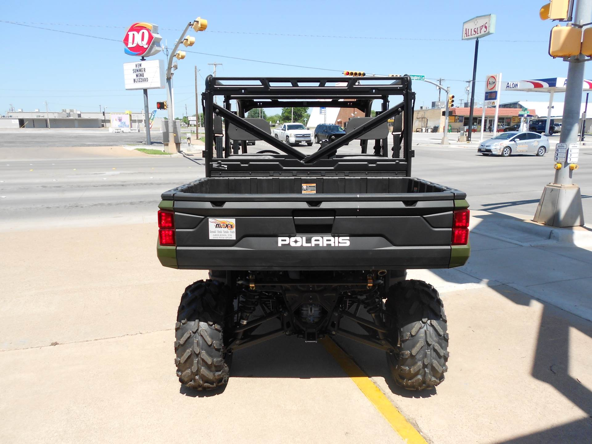 2019 Polaris Ranger Crew XP 1000 EPS in Abilene, Texas - Photo 5