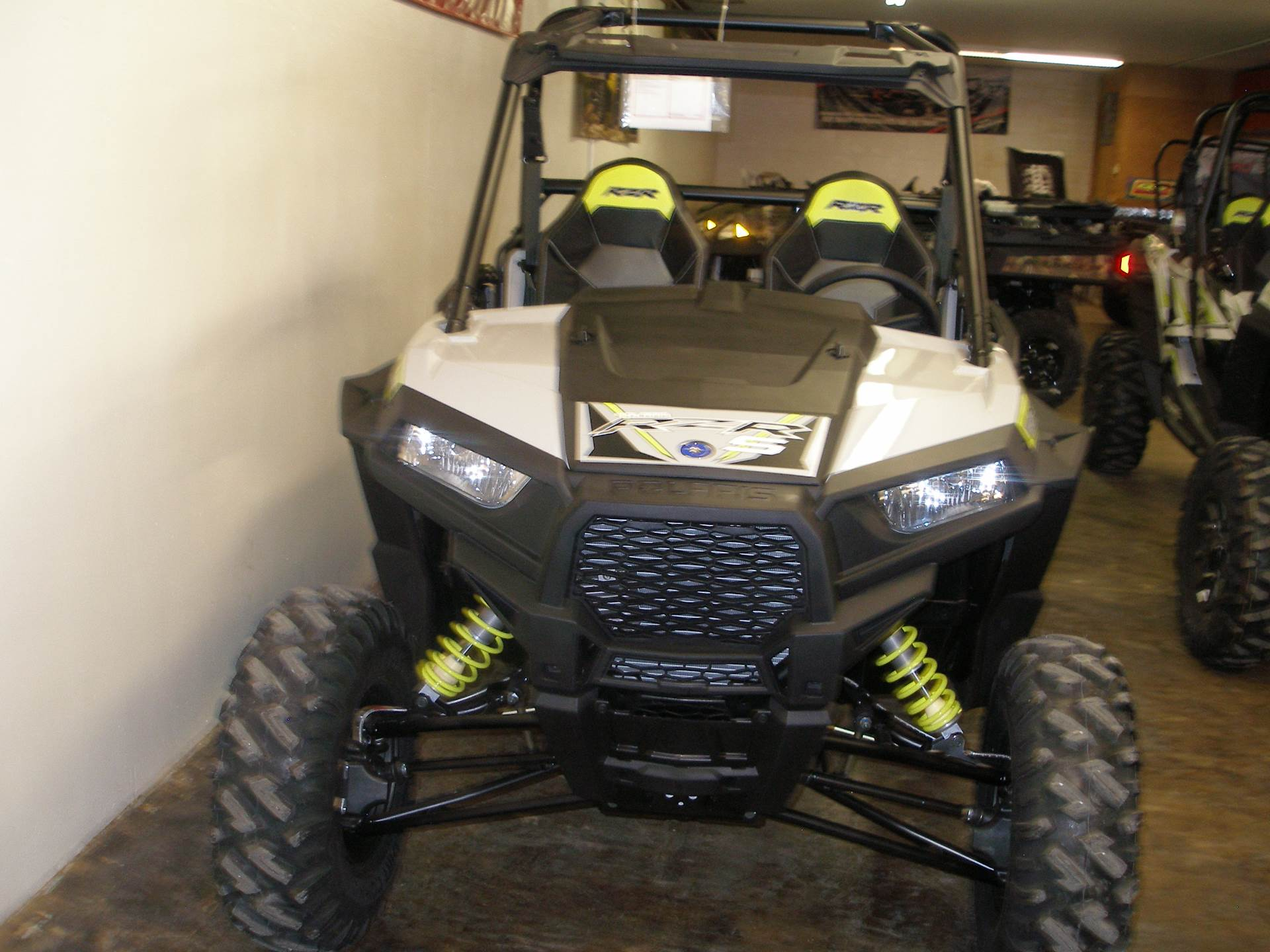 2018 Polaris RZR S 900 EPS in Abilene, Texas
