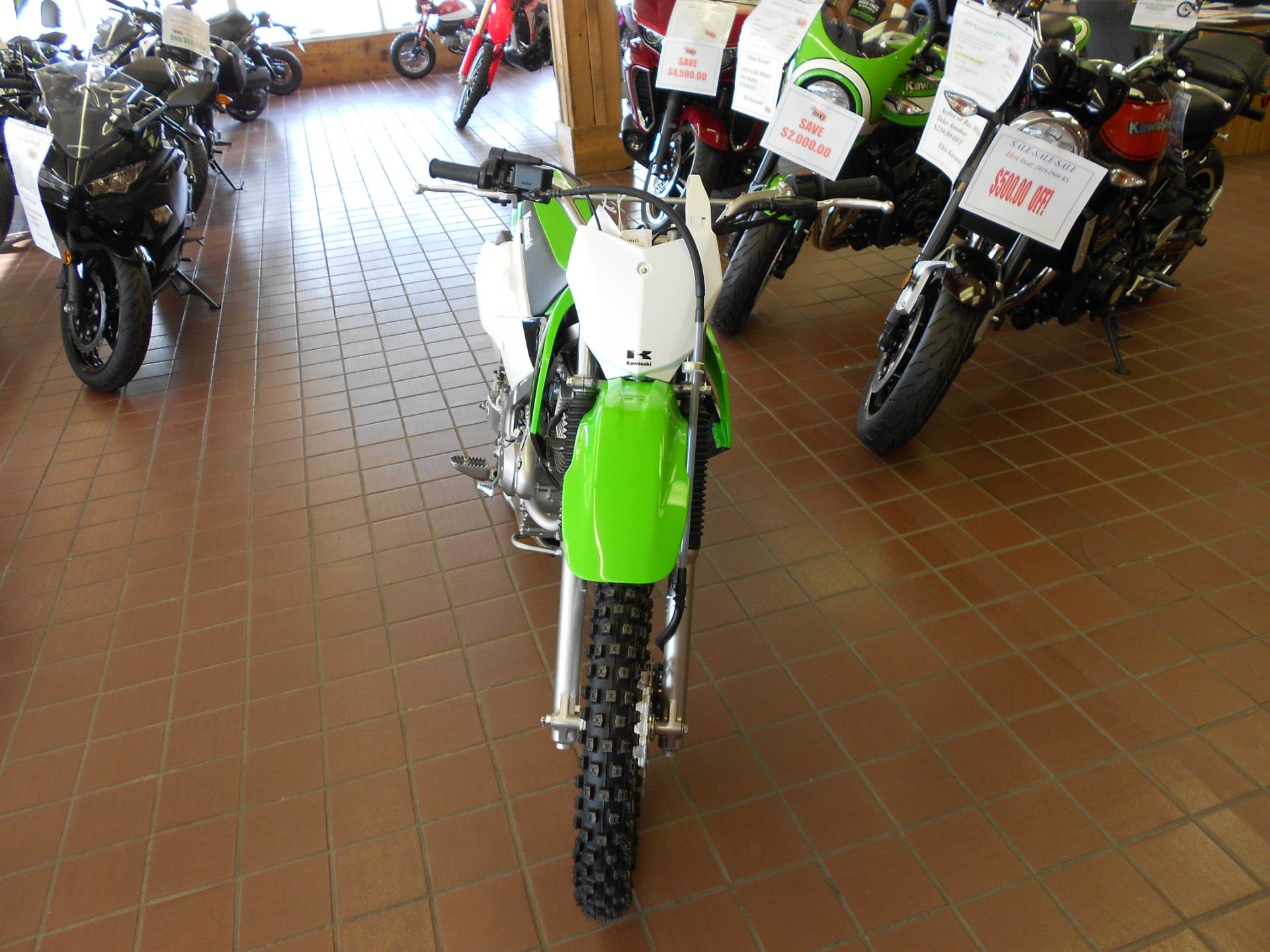 2020 Kawasaki KLX 140 in Abilene, Texas - Photo 3