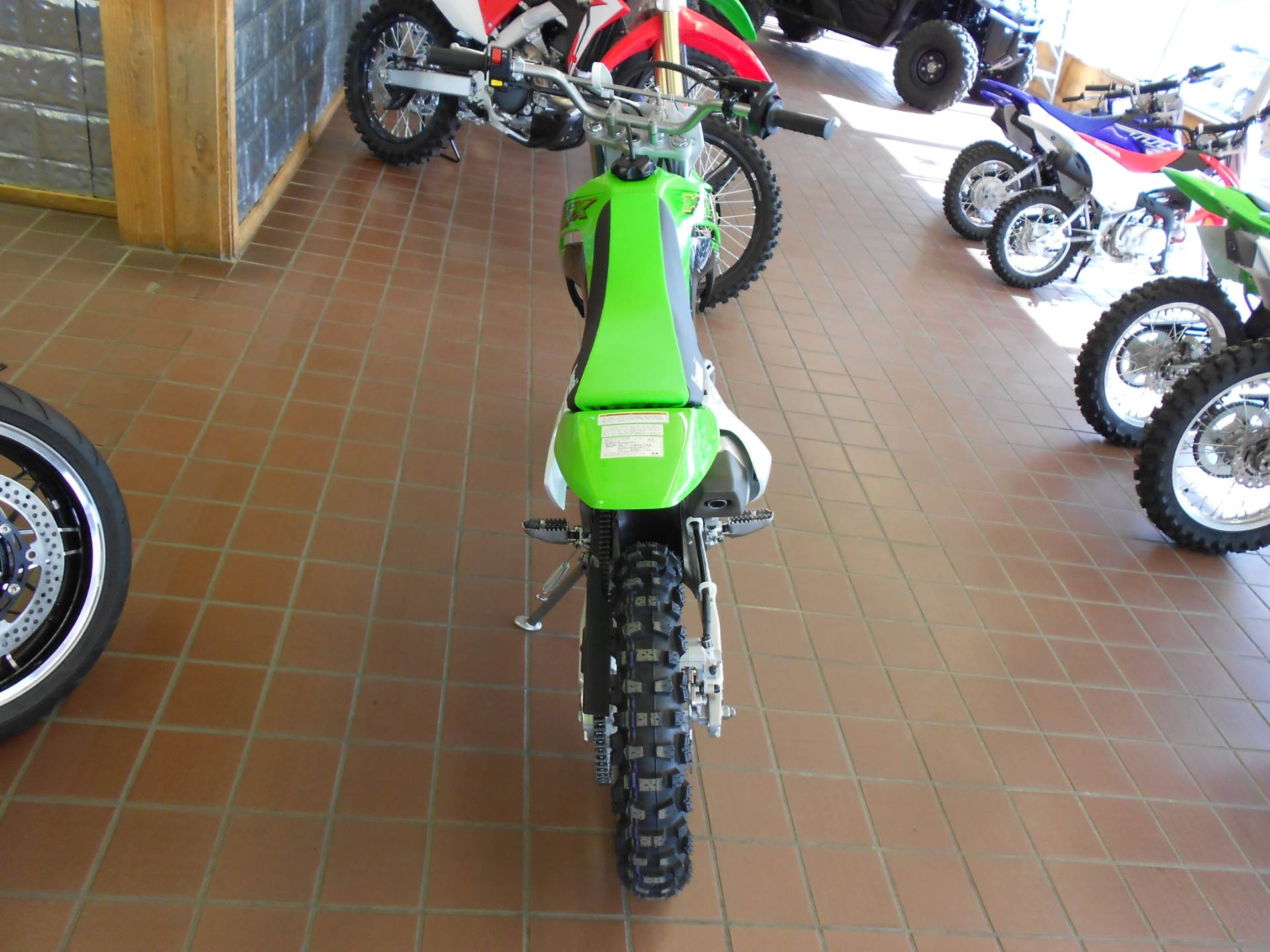 2020 Kawasaki KLX 140 in Abilene, Texas - Photo 4