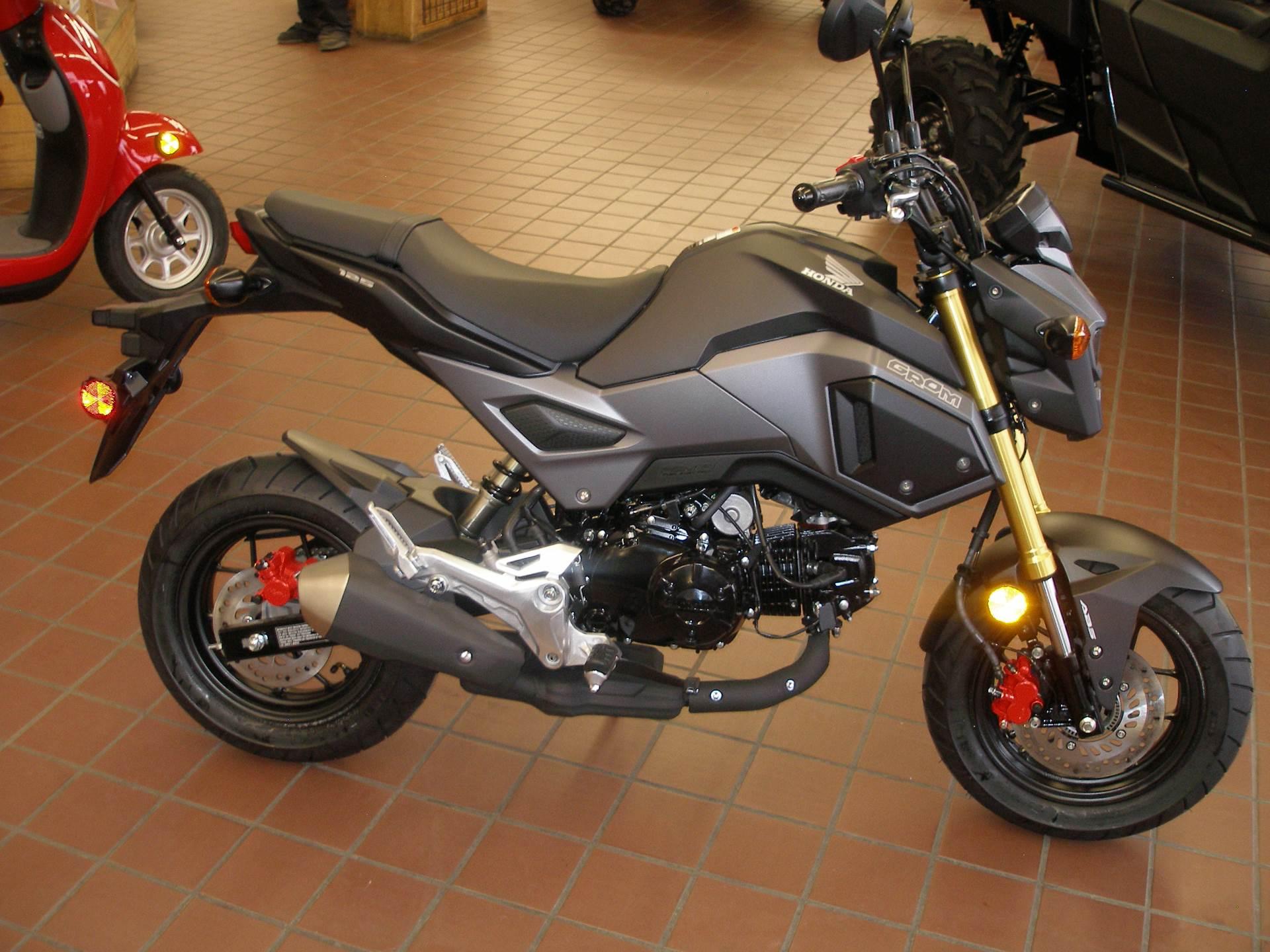 2018 Honda Grom ABS Motorcycles Abilene Texas N A