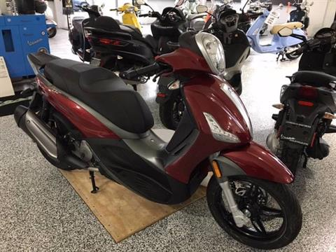 2017 Piaggio BV 350 ABS in Shelbyville, Indiana