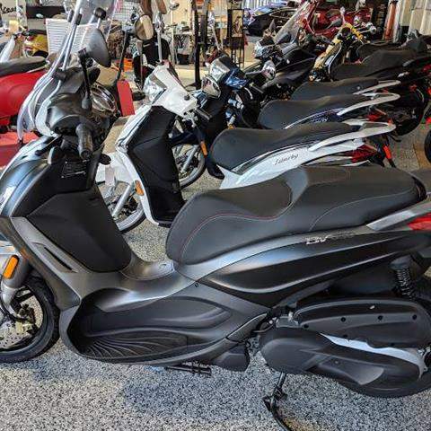 2018 Piaggio bv350 in Shelbyville, Indiana