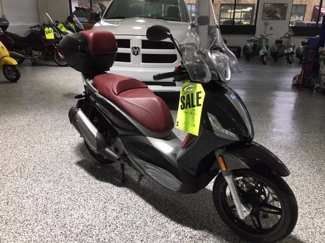 2013 Piaggio BV 350IE in Shelbyville, Indiana