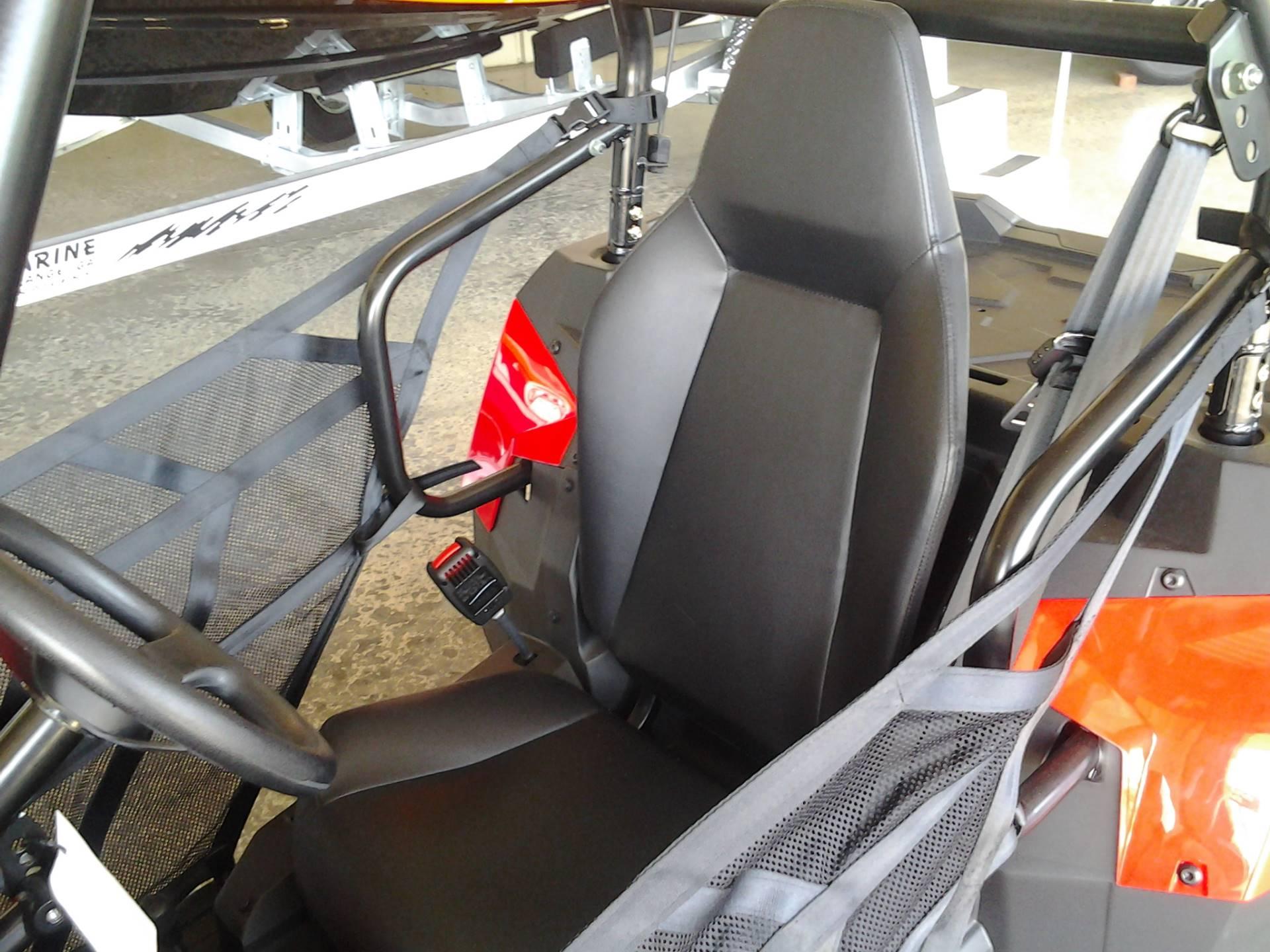 2017 Polaris Ace 150 EFI 9