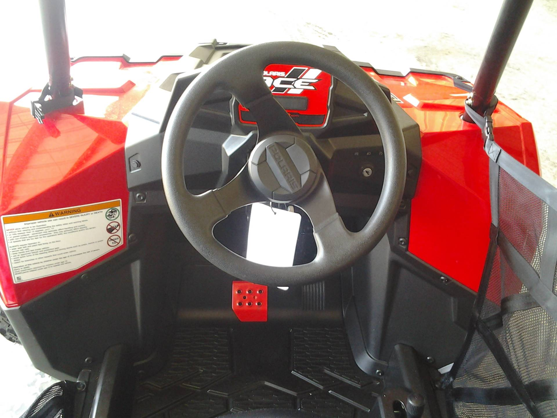 2017 Polaris Ace 150 EFI 10