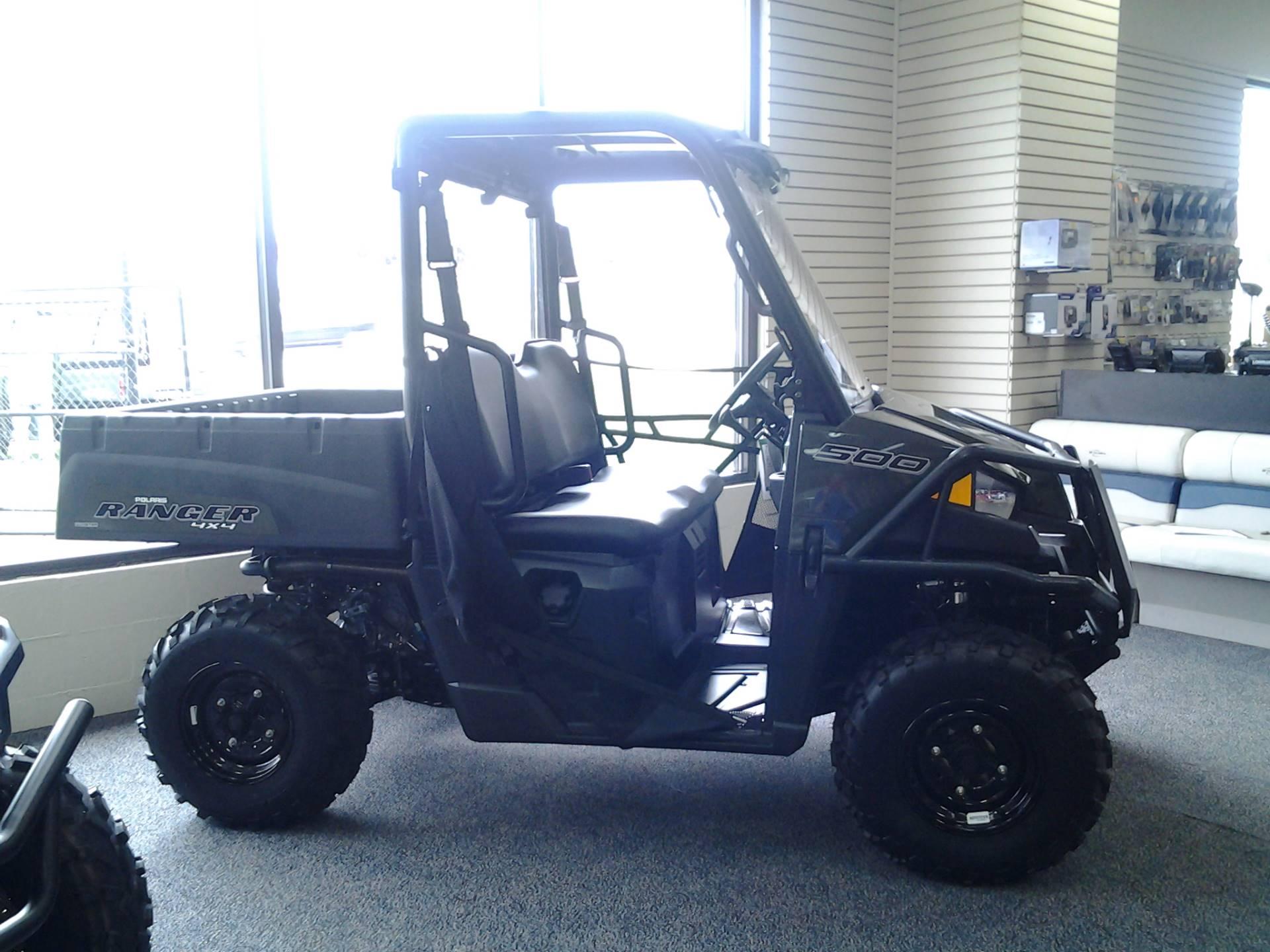 2018 Polaris Ranger 500 4