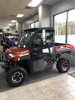 2020 Polaris Ranger XP 1000 Premium Winter Prep Package in Lagrange, Georgia - Photo 1