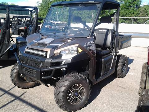 2017 Polaris Ranger XP 1000 EPS in Lagrange, Georgia