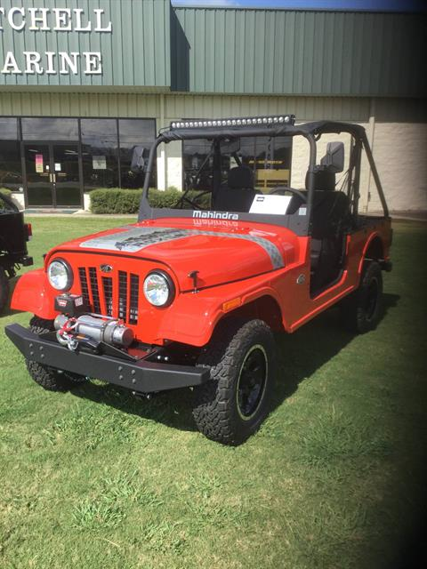2018 Mahindra Roxor off-Road ROXOR 2-SEATER in Lagrange, Georgia