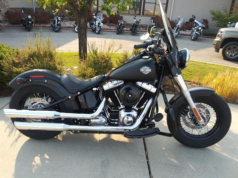 2013 Harley-Davidson Softail Slim® in Loveland, Colorado - Photo 1