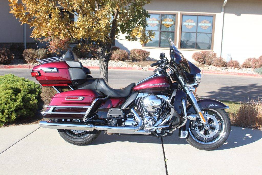 2014 Harley-Davidson Ultra Limited in Loveland, Colorado - Photo 1