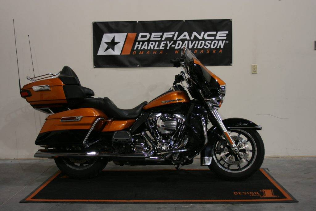 2014 Harley-Davidson Ultra Limited in Omaha, Nebraska - Photo 1