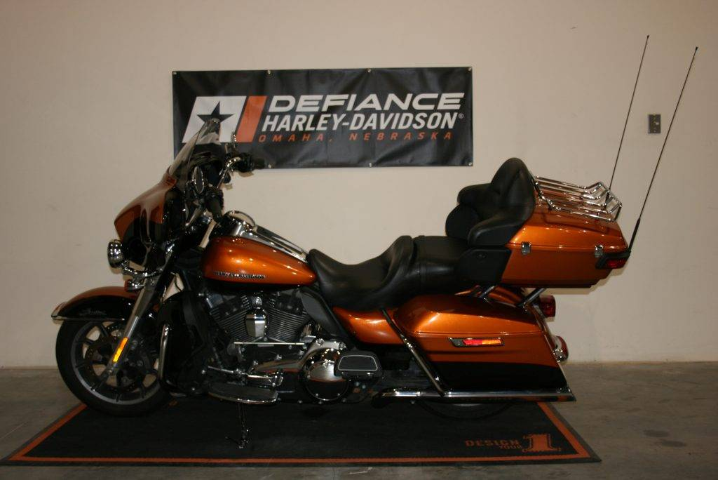 2014 Harley-Davidson Ultra Limited in Omaha, Nebraska - Photo 2