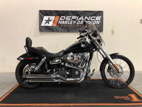 2011 Harley-Davidson Dyna® Wide Glide® in Omaha, Nebraska - Photo 1