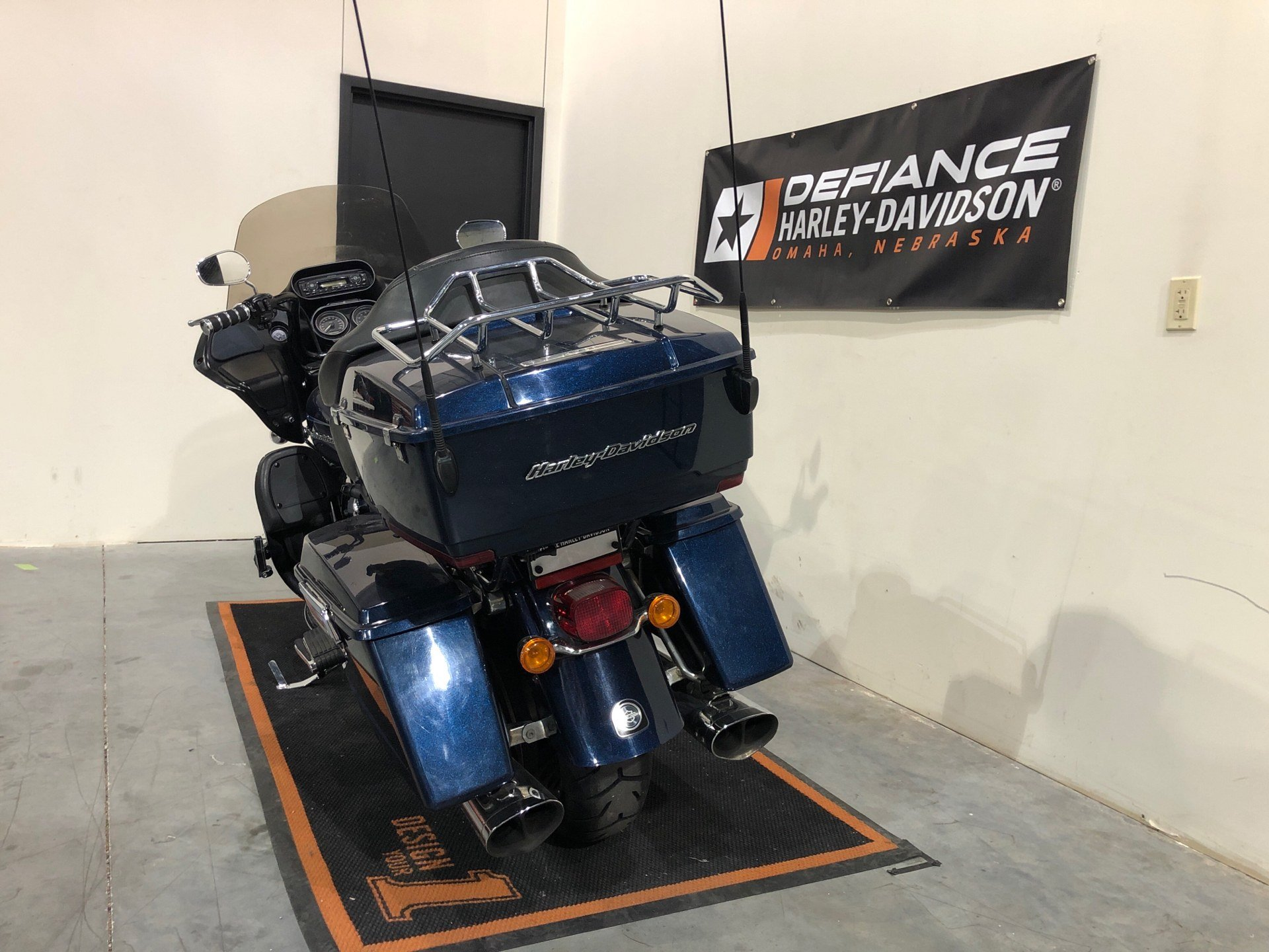 2013 Harley-Davidson Road Glide® Ultra in Omaha, Nebraska - Photo 5