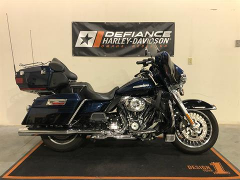 2012 Harley-Davidson Electra Glide® Ultra Limited in Omaha, Nebraska - Photo 1