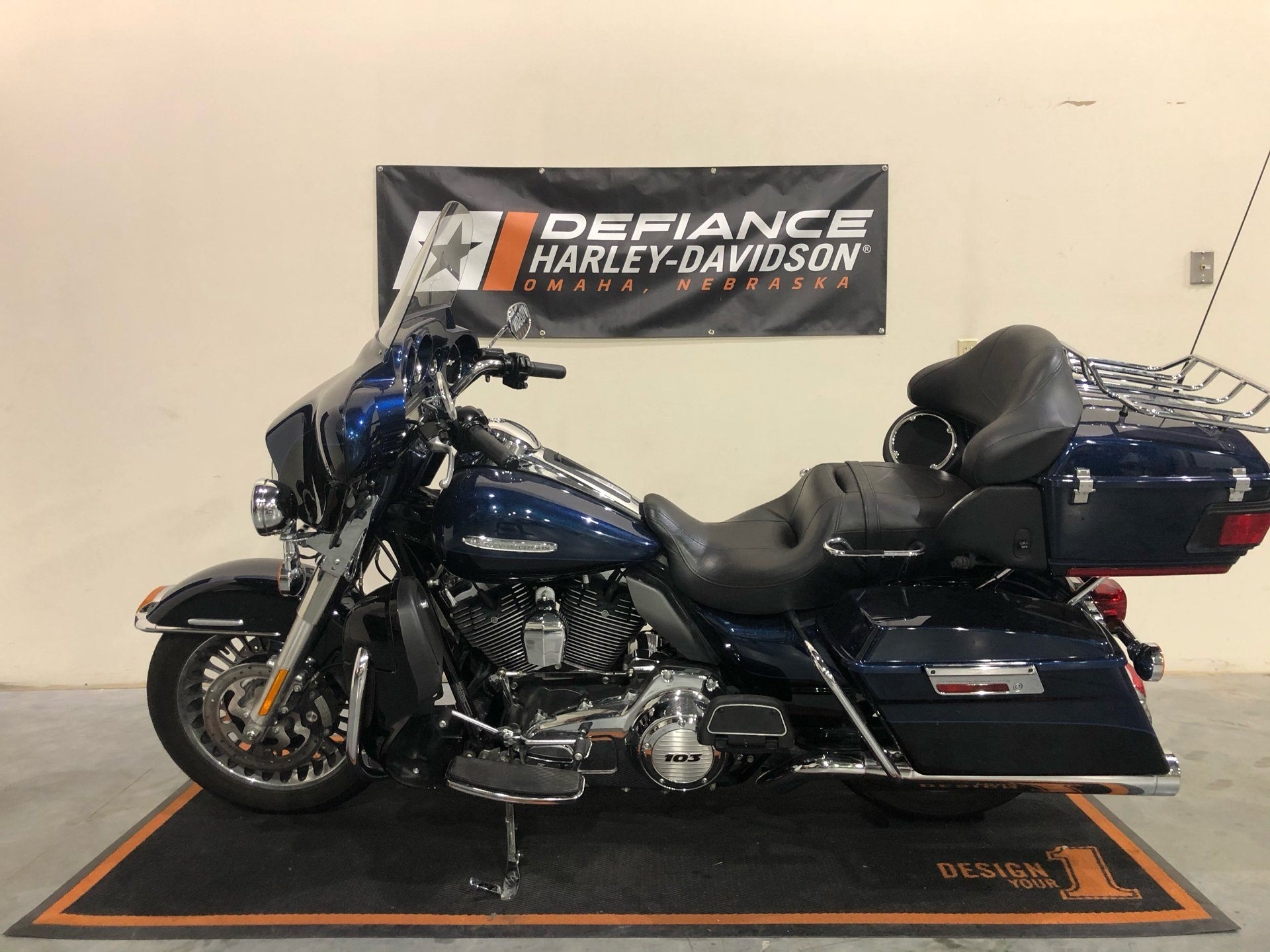 2012 Harley-Davidson Electra Glide® Ultra Limited in Omaha, Nebraska - Photo 2
