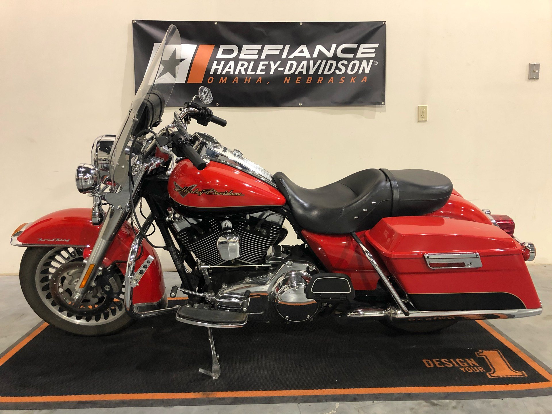 2010 Harley-Davidson Road King® in Omaha, Nebraska - Photo 2