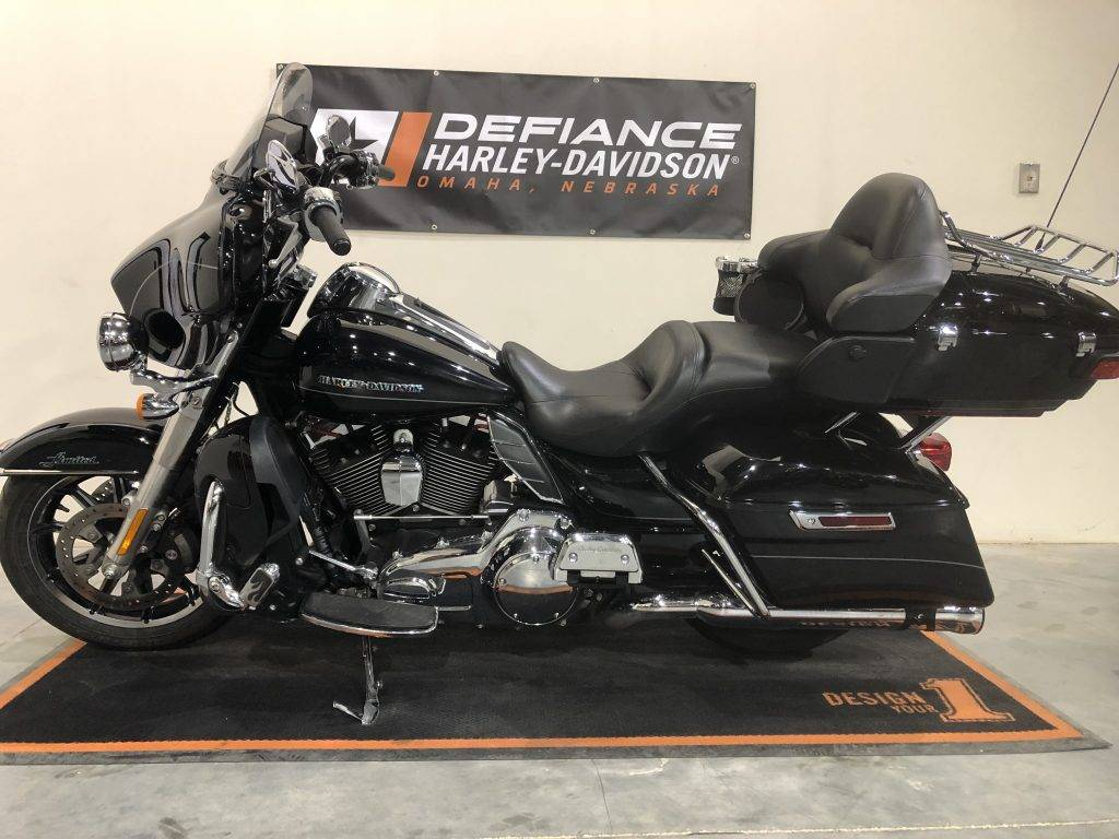 2015 Harley-Davidson Ultra Limited in Omaha, Nebraska - Photo 2