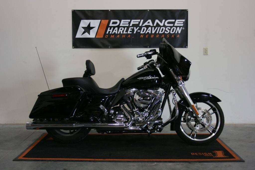 2015 Harley-Davidson Street Glide® in Omaha, Nebraska - Photo 1