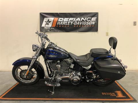 2012 Harley-Davidson CVO™ Softail® Convertible in Omaha, Nebraska - Photo 2
